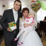 Zdjęcie ślubne Katarzyny i Mateusza, uczestników akcji Ślub z sercem w dniu 29.09.2012