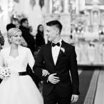 Zdjęcie ślubne Anny i Kamila, uczestników akcji Ślub z sercem w dniu 17.05.2014